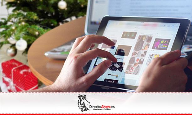 compras online para esta Navidad 2017